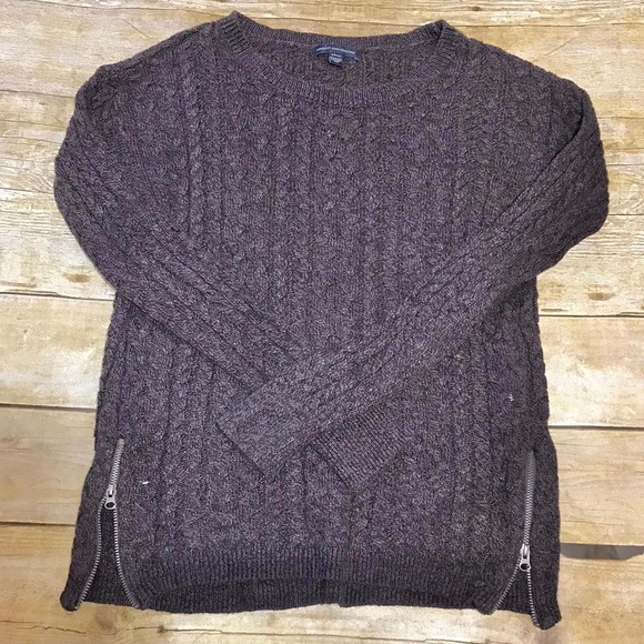 American Eagle Outfitters Women's Knit Sweater